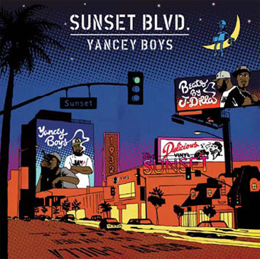 Yancey Boys / Sunset BLVD. (2LP)