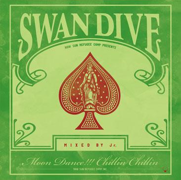 jr. swan dive
