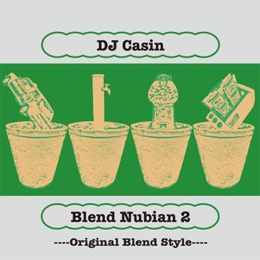 DJ Casin / Blend Nubian2