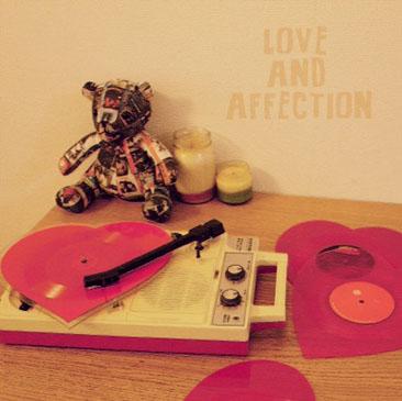 DJ 大自然 - Daishizen / Love And Affection