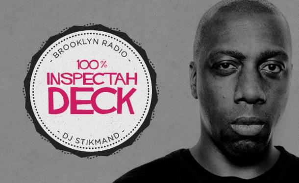 DJ Stikmand – 100% Inspectah Deck