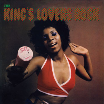 MURO / The KING'S LOVERS ROCK