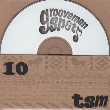 grooveman Spot / The Stolen Moments Vol.10 (MIX-CDR)
