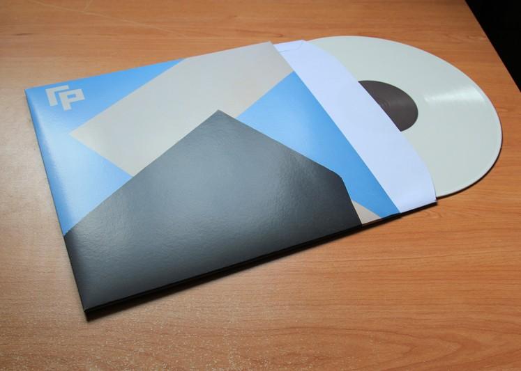 Repeat Pattern / RP (LP/Color Vinyl)