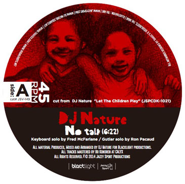 DJ Nature / Let The Children Play EP2 side-A