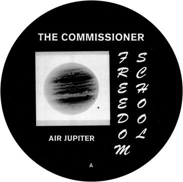 The Commissioner / Freedom School presents DJ Series Vol.2