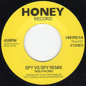 Yasu-Pacino / SPY VS SPY Remix