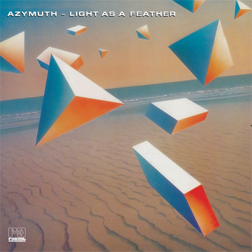Azymuth / Light As A Feather (LP/180g reissue)