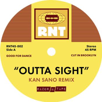 Kan Sano - Freddie Joachim / Outta Sight (7