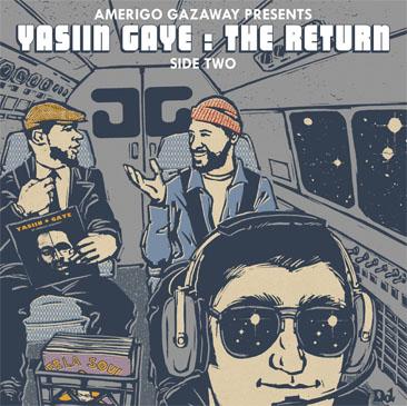 Mos Def x Marvin Gaye / Yasiin Gaye / The Return