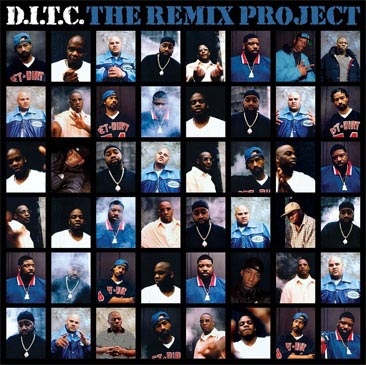 D.I.T.C./ The Remix Project (2LP)