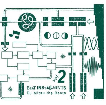 DJ Mitsu the Beats / Beat Installments Vol.2