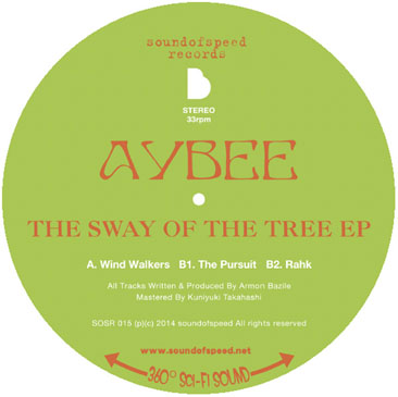 Aybee / The Sway Of The Tree (EP)