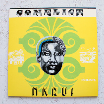 Ebo Taylor & Uhuru Yenzu / Conflict (LP/reissue)