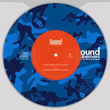 「入荷予定 & 予約商品」DJ Mitsu The Beats & DJ Mu-R / SOUND MANEUVERS / EXCLUSIVE ver.6