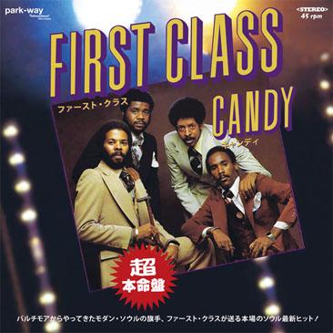 First Class / Candy (7