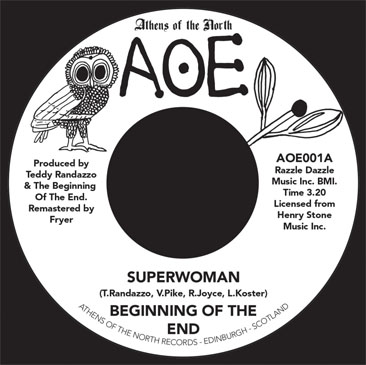 Beginning Of The End / Super Woman - That's What I Get