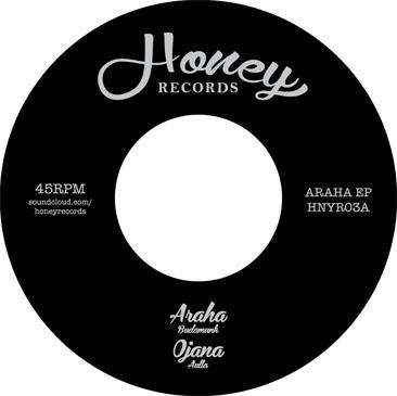 Budamunk, Aulla, Youtaro / ARAHA EP - 200pcs LTD A-side