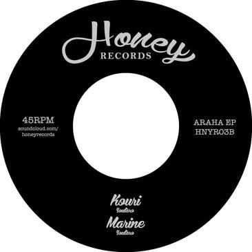 Budamunk, Aulla, Youtaro / ARAHA EP - 200pcs LTD B-side