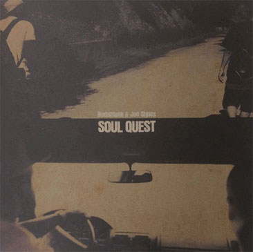 BudaMunk & Joe Styles / Soul Quest EP (LP)
