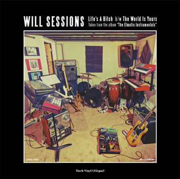 Will Sessions / Lifes A Bitch - The World Is Yours (7)