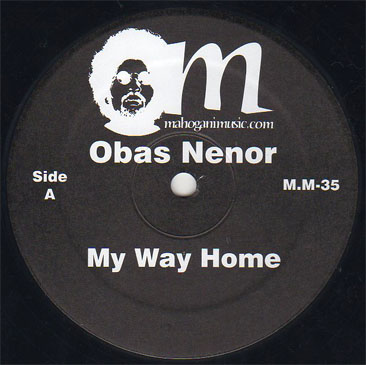 Obas Nenor / My Way Home - A Change Got To Come (12)