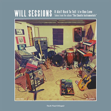 Will Sessions / It Aint Hard To Tell - One Love (7)