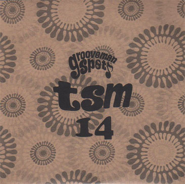 grooveman Spot / The Stolen Moments Vol.14 (MIX-CDR)