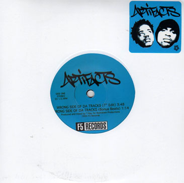 Artifacts / Wrong Side of da Tracks (7)