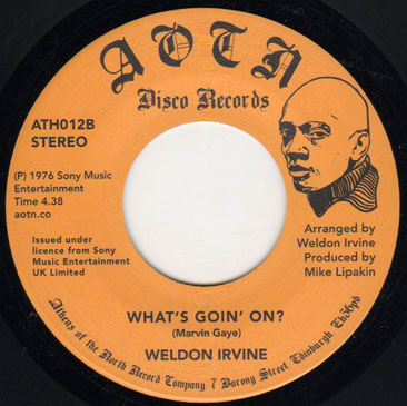 Weldon Irvine / I Love You - Whats Going On? 7 B