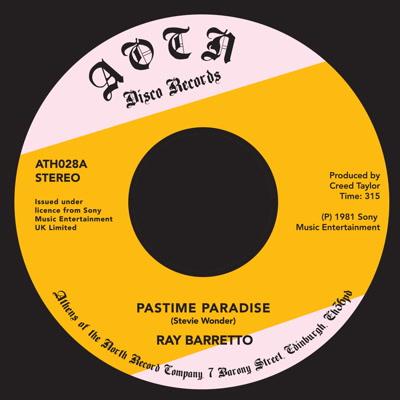 Ray Barretto / Pastime Paradise - Mambotango