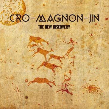 Cro-Mangnon-Jin / The New Discovery - LTD 4x7inch Box Set (7x4)