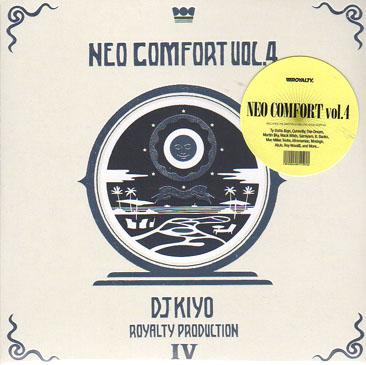 DJ KIYO / Neo Comfort 4 - Slow Drama