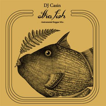 DJ Casin / otha fish - Instrumental Reggae Mix (MIX-CDR/紙ジャケット)