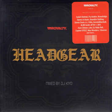 J KIYO / HEAD GEAR (MIX-CD)