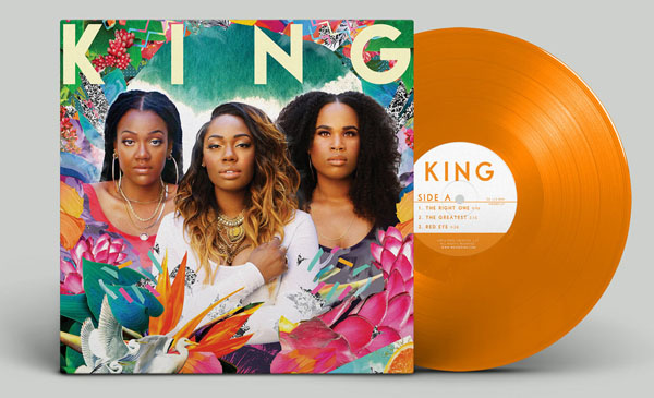 KING / We Are KING (2LP/color vinyl)