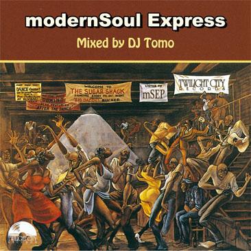 DJ Tomo / modernSoul Express