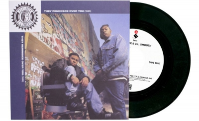 Pete Rock & C.L. Smooth / They Reminisce Over You - T.R.O.Y (7)