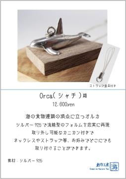 オルカ写真カード
