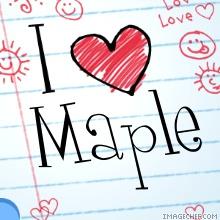 I ω Maple
