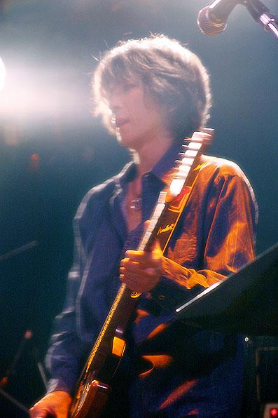 2005年8月ミュージック・ファームにて。
