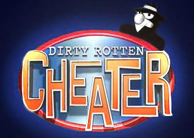 TBS系毎週水曜夜21時放送の「ザ・チーター」番組ロゴ。