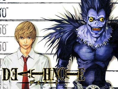 コミック「DEATH NOTE」(原作:大場つぐみ・作画:小畑健)