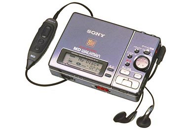 SONY MZ-R3 MD Walkman
