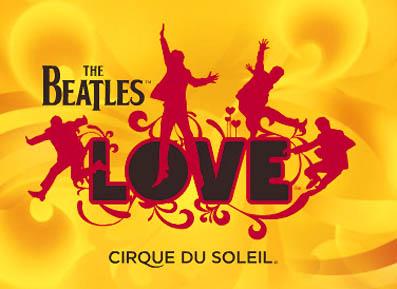 「LOVE」 by シルク・ド・ソレイユ