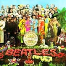 CD 『Sgt Peppers Lonely Hearts Club Band』 THE BEATLES (1967年)