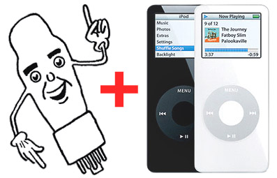 iPod+iTubes?