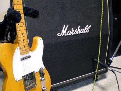 Fender Telecaster 52 reissue + Marshall JCM 1960A