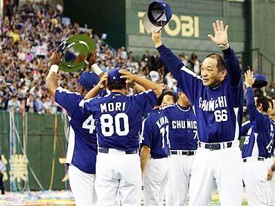 中日ドラゴンズ、2年連続日本シリーズ進出決定!