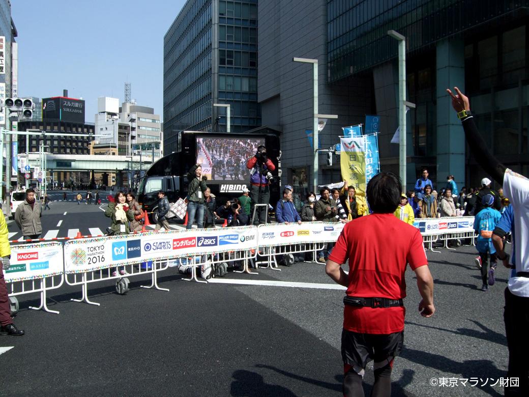 日本橋・東京マラソン